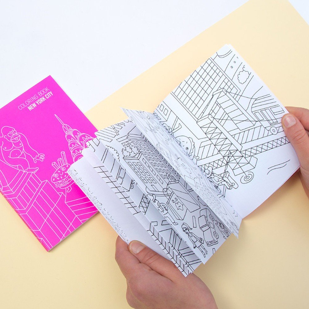 New York City - Colouring Book-product