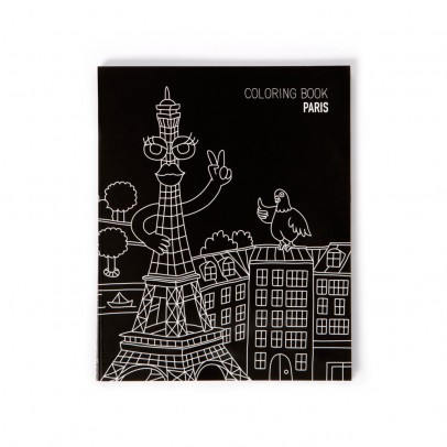 Omy Libreta para colorear - Paris-product