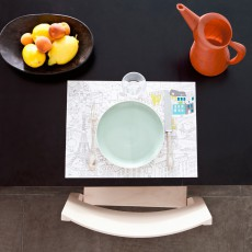 Omy Set de table à colorier Fantastic-product