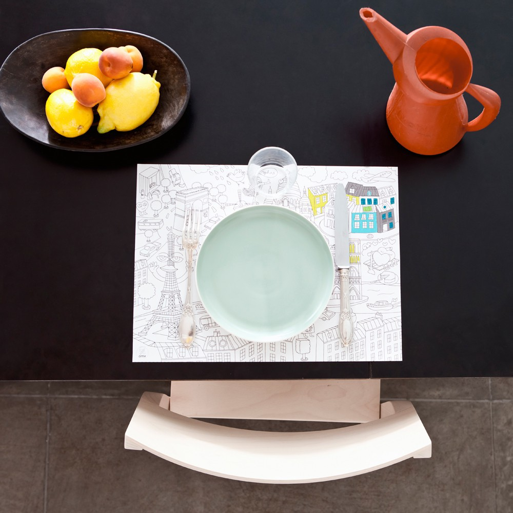 Omy Fantastic Colouring Table Set-product