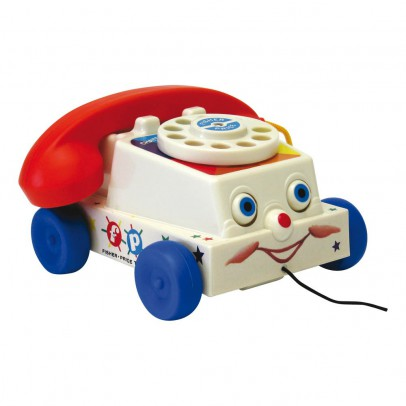 Fisher Price Vintage Telefon-Neuausgabe Vintage-listing