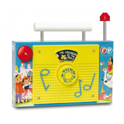 Fisher Price Vintage Radio TV - Réédition vintage-listing