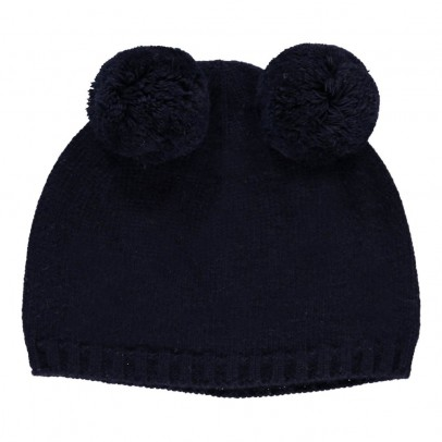 Il Gufo Bonnet 2 Pompons-listing
