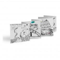 Mon Petit Art 12 Greek Myths Colouring Book-listing