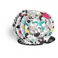 Mon Petit Art 3D-Ausmalbild Le Colibri-listing