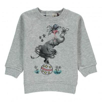 Stella McCartney Kids Sweat Elephant Cirque Billy-listing