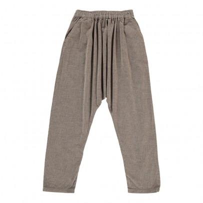 Tambere Pantalon Sarouel Velours-listing