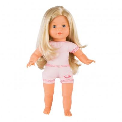 Corolle Meine Blütenkrone – blonde Puppe Vanille 36 cm-listing