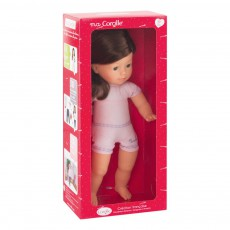 Corolle Meine Blütenkrone – Puppe Vanille, braunhaarig 36 cm-listing