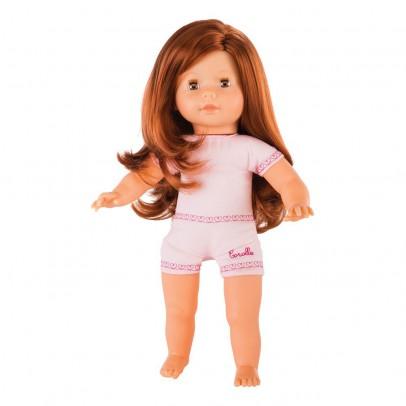 Corolle Meine Blütenkrone – Puppe Vanille, rothaarig 36 cm-listing