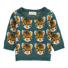 product-Simple Kids Tiger Jumper