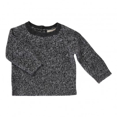 Caramel Baby & Child Shale Merino Wool Jumper-listing