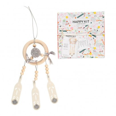 Happy Go Lucky DIY Dream Catcher Kit-listing