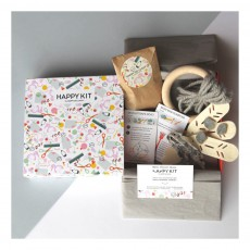 Happy Go Lucky Kit Crea tu atrapasueños-listing