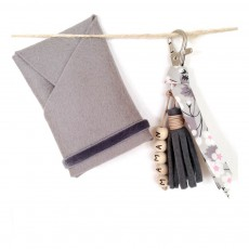 Happy Go Lucky DIY Keyring Kit-listing
