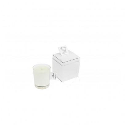 Cousu de fil blanc Kerze Mandelmilch-listing