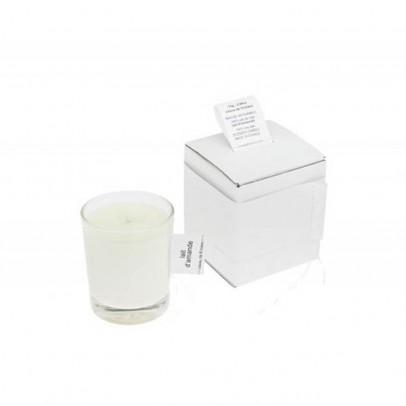 Cousu de fil blanc Bougie lait d'amande 180 g-listing