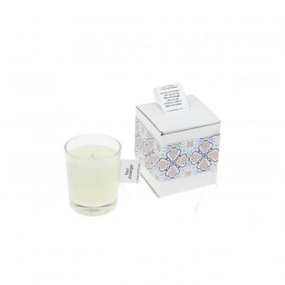 Cousu de fil blanc Bougie fleur d'oranger 75 g-listing