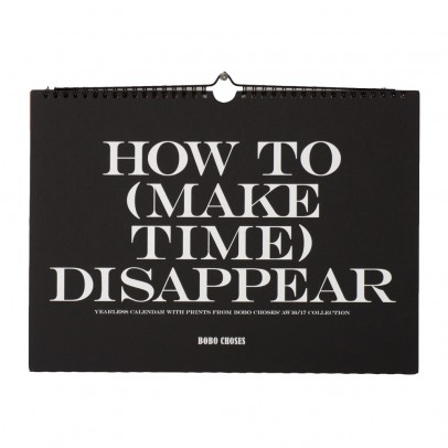 Bobo Choses Calendrier How To Disappear-listing