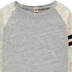 Bellerose Vali Lace Sleeve T-Shirt-listing