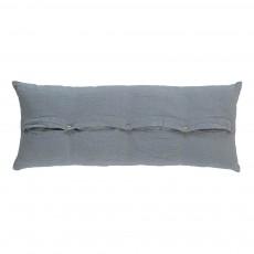 Bed and philosophy Cuscino Guarnito in Lino Lavato - 30x70 cm-listing