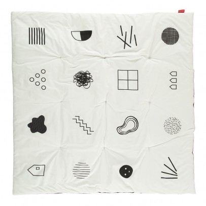 Deuz 100x100 cm Padded Graphic Baby Play Mat-listing