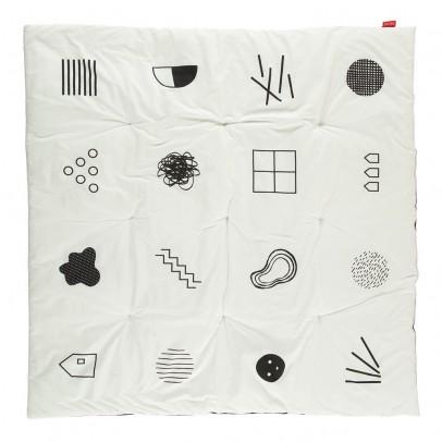 Deuz Tapis pour bébé ouatiné Graphics 100x100 cm-listing