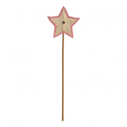 Numero 74 Fairy Wand - Grenadine and Gold-listing