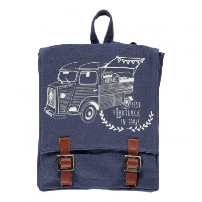 Emile et Ida Food Truck Nath Backpack-listing