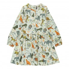 product-Stella McCartney Kids Fleur Circus Animal Dress