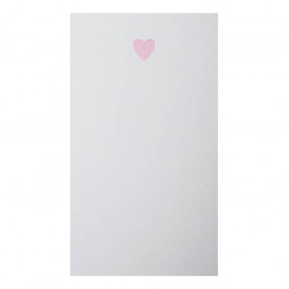 Le Typographe Mini Bloc Corazón 45 hojas-listing