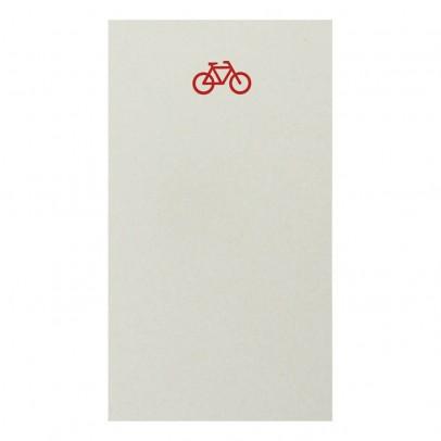 Le Typographe Mini blocco Bici 45 fogli-listing