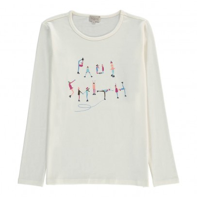 Paul Smith Junior T-shirt Patin à Glace-listing