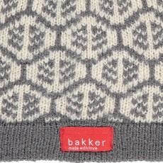 Bakker made with love Jacquard Pompom Hat-listing