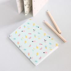 Zü A6 Tropical Notebook-listing