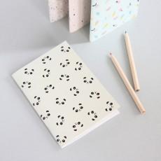 Zü Quaderno Panda A6-listing