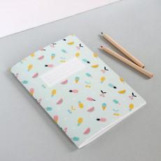 Zü A5 Tropical Notebook-listing
