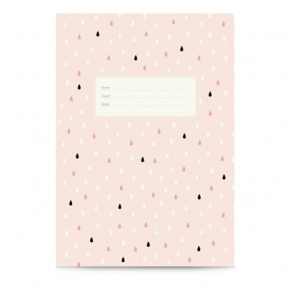 Zü A5 Raindrops Notebook-listing