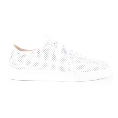 Zespà Perforated Leather ZSP4 Trainers-listing