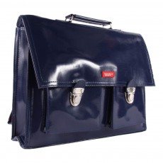 Bakker made with love Vinyl Satchel with Strap-listing