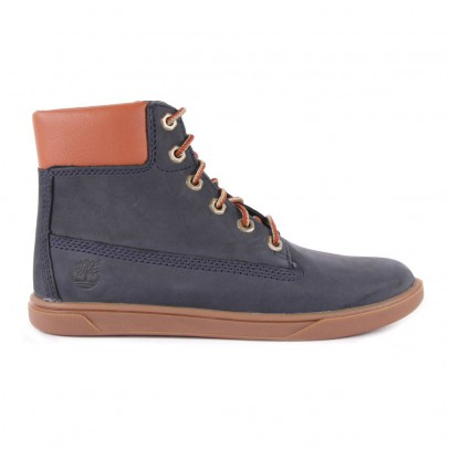 Timberland Groveton 6in Suede Trainers with Zip-listing