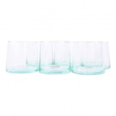 Smallable Home Beldi Glasses H 7 cm - Set of 12-product