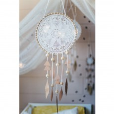 Sweetcase Plain Dreamcatcher-listing