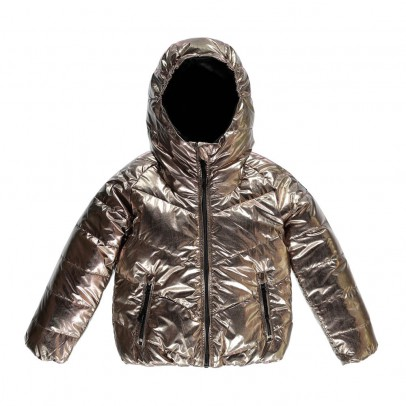 Finger in the nose Snowdance Reversible Metallic Jacket-product