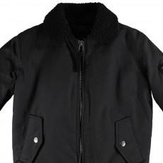 Finger in the nose Blouson Fourré Buster-listing