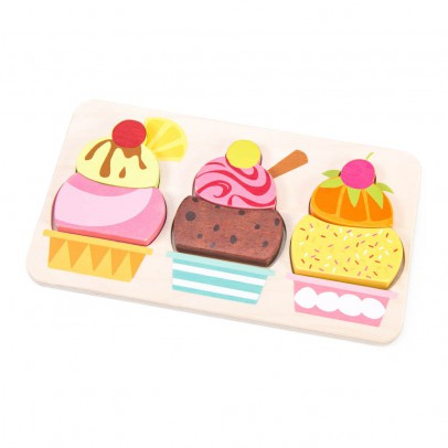 Le Toy Van Ice Cream Puzzle-listing