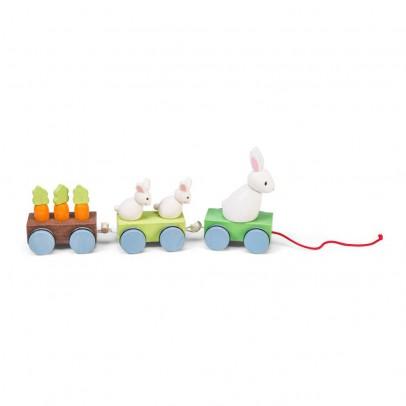 Le Toy Van Der Zug der Kaninchenfamilie-listing