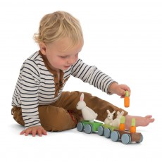 Le Toy Van The Rabbit Family Train-product