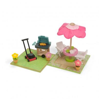 Le Toy Van Terraza y barbacoa-listing