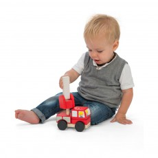 Le Toy Van Feuerwehrauto stapelbar-listing